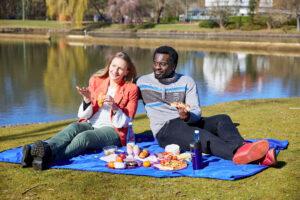 Picknick, Park