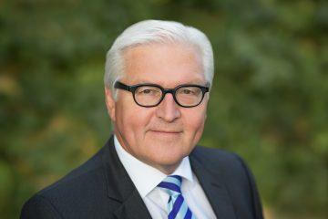 Portrait des Bundesaußenministers Frank-Walter Steinmeier