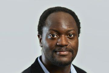 Professor Axel Ngonga forscht an der Universität Paderborn an Wissensgraphen