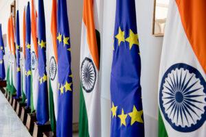 Zusammenarbeit zwisdchen der EU und Indien soll vertieft werden.